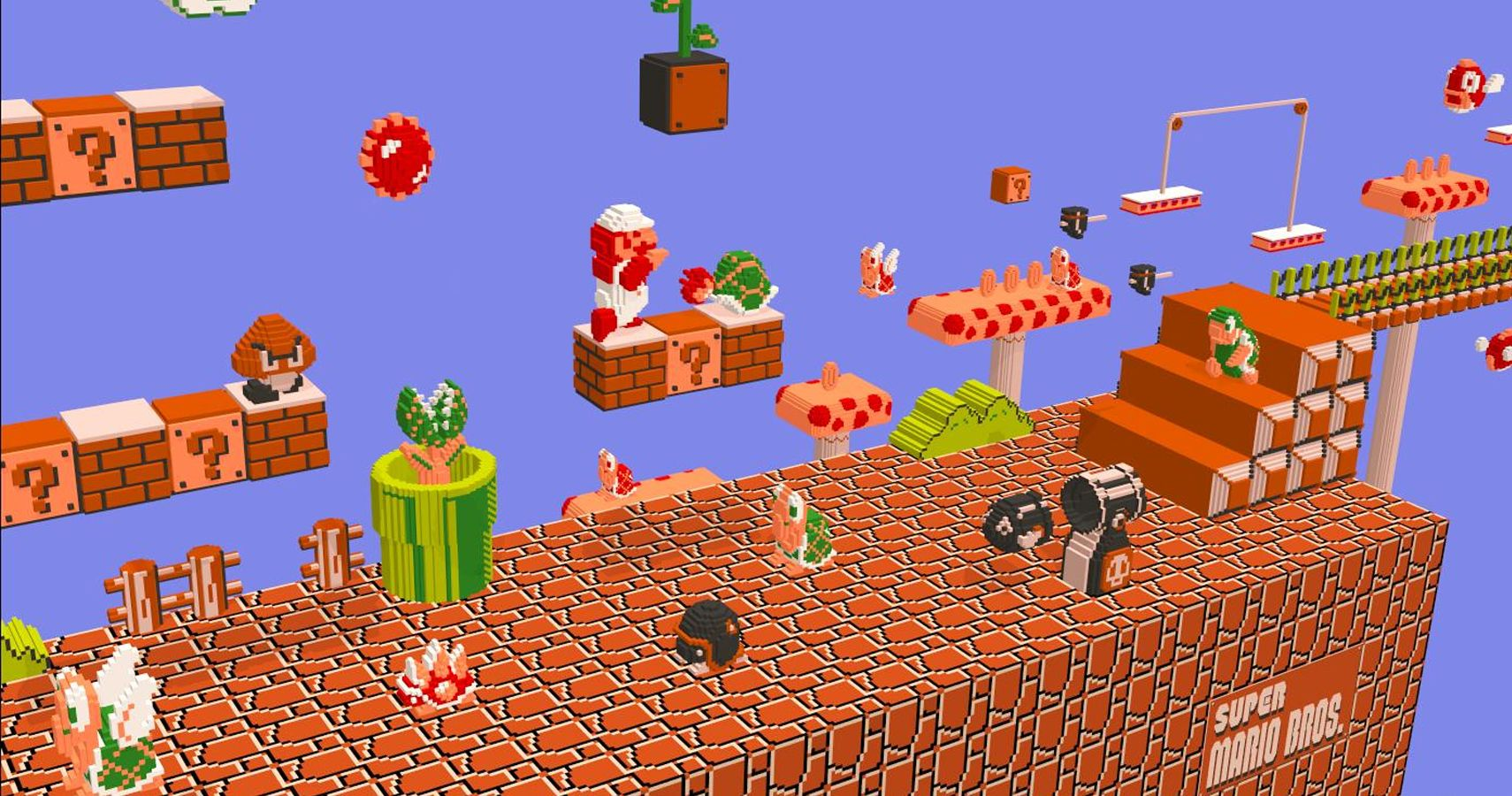 15 Things You Didn't Know About The Original Super Mario Bros