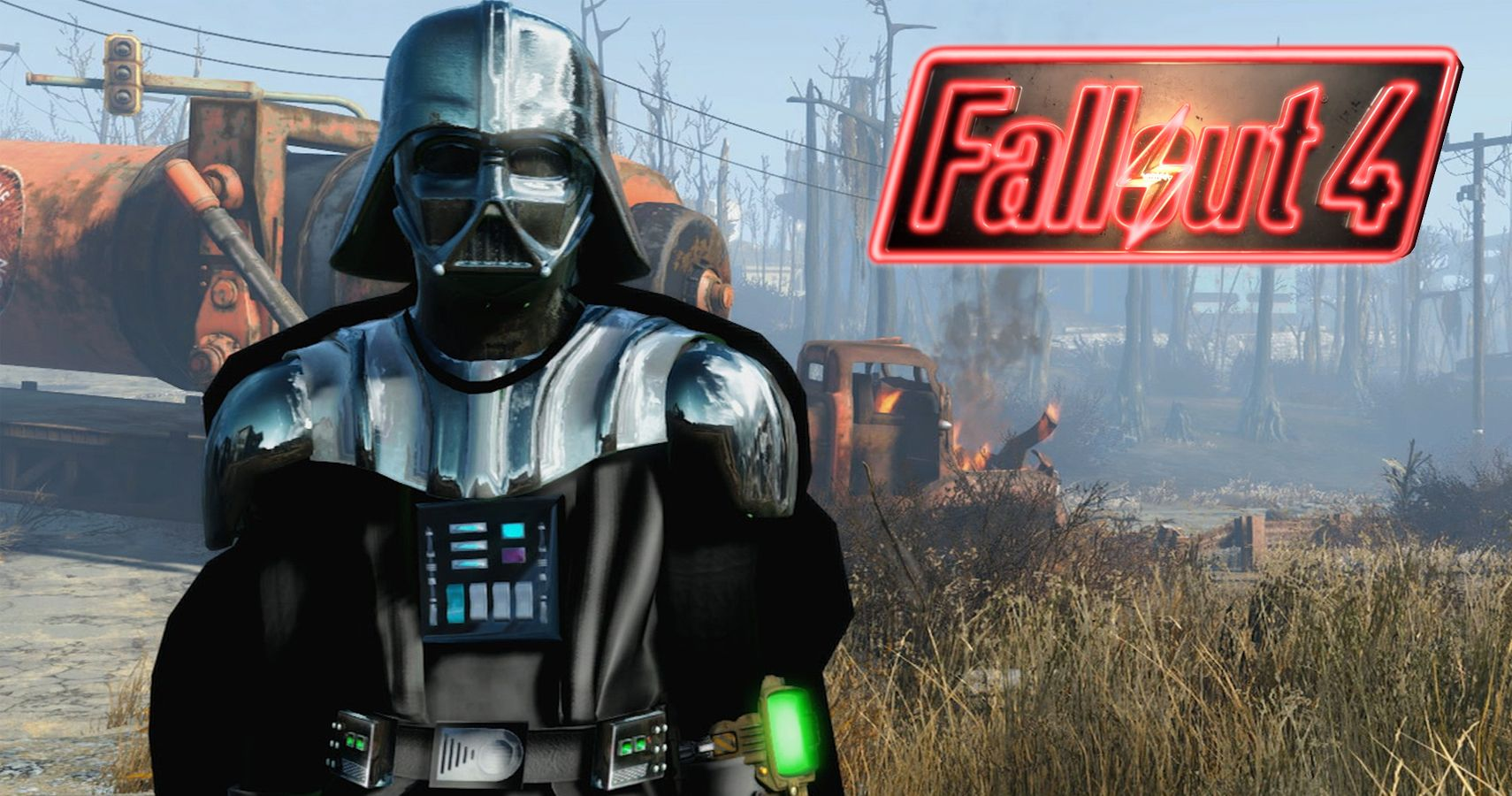 15 INSANE Fallout 4 Mods You're Totally Missing Out On | TheGamer