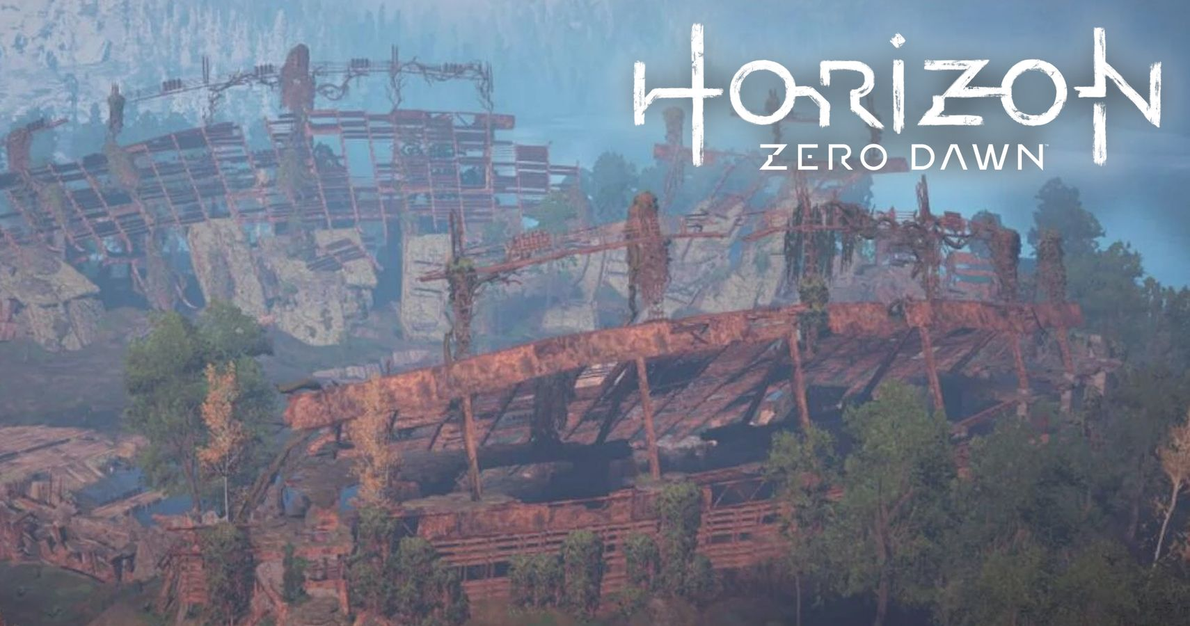 15 Awesome Areas In Horizon Zero Dawn You Didn T Know About