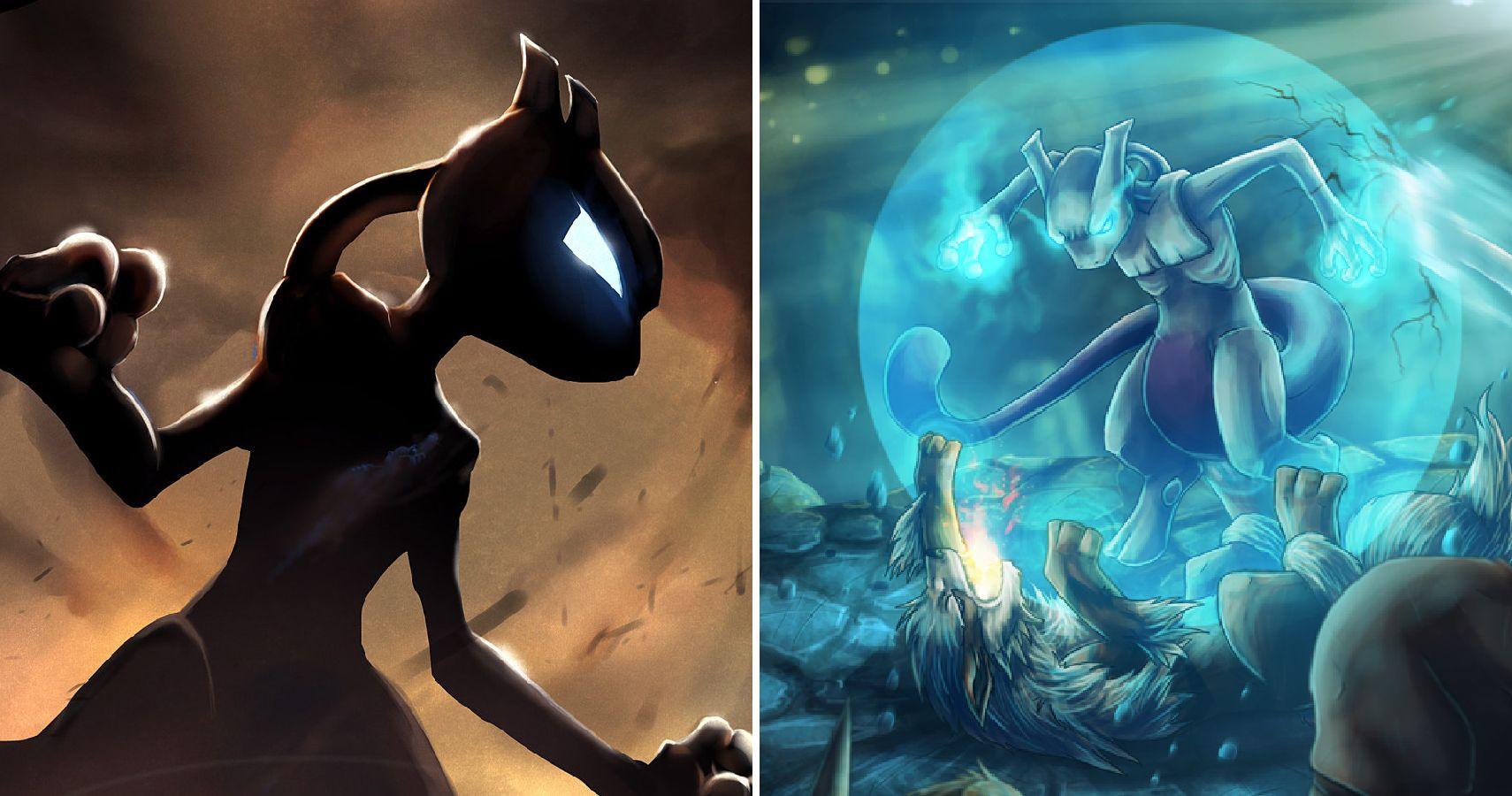 pokemon mewtwo awakens prologue - Prakard