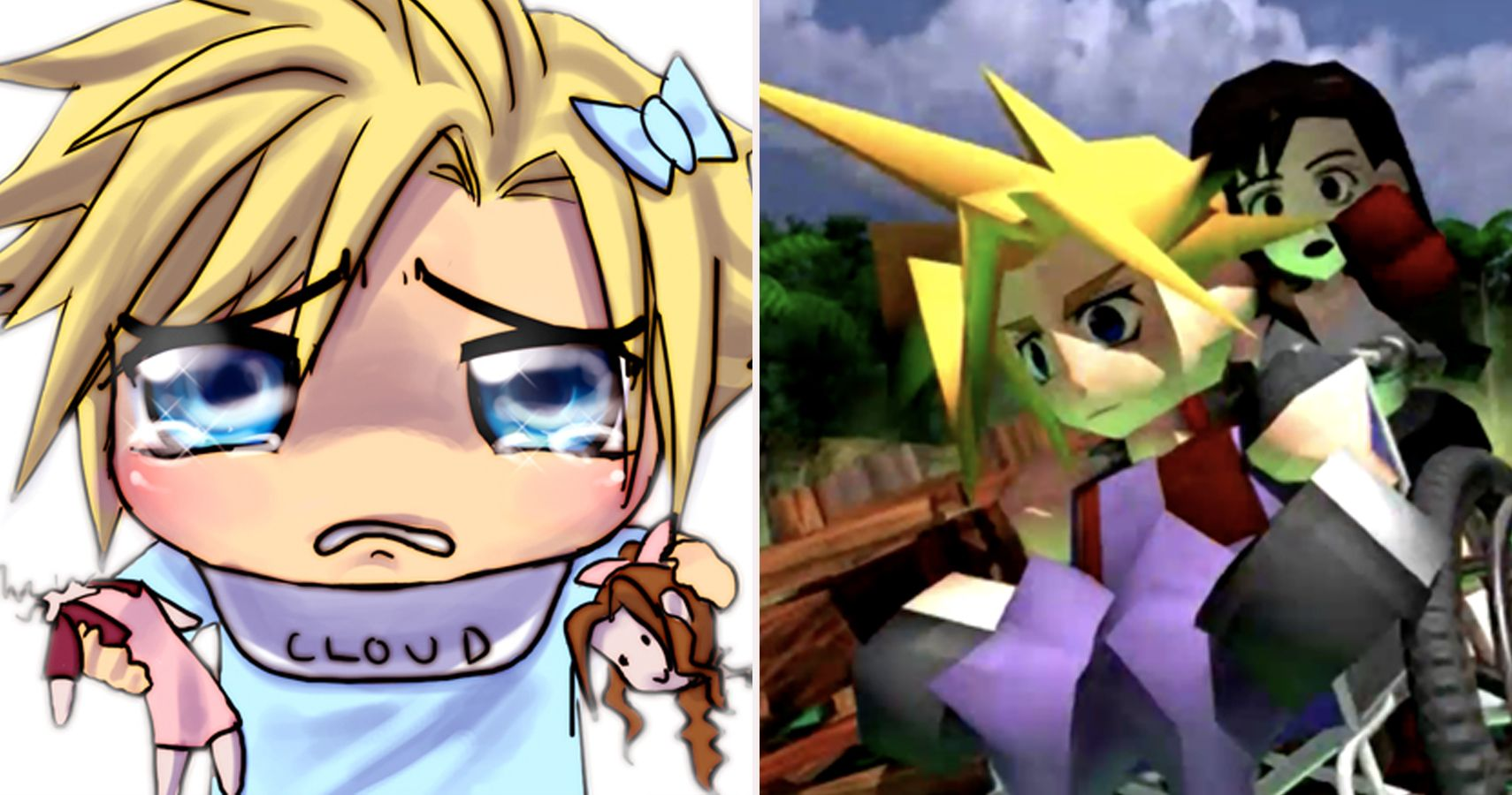 Final Fantasy VII: 15 Reasons It Is TERRIBLE (And Everyone Is Plain ...