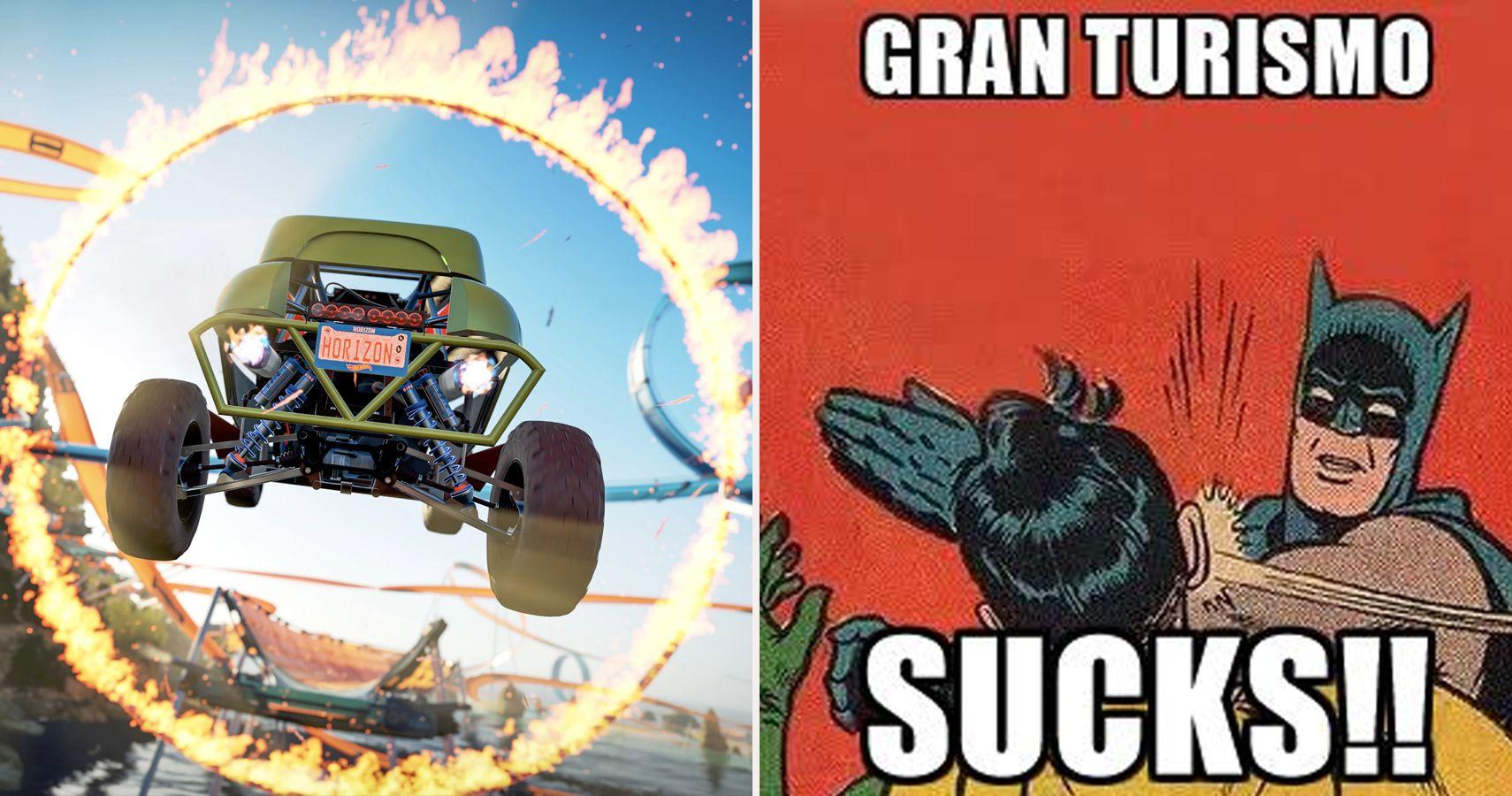 Forza Vs Gran Turismo Pros And Cons