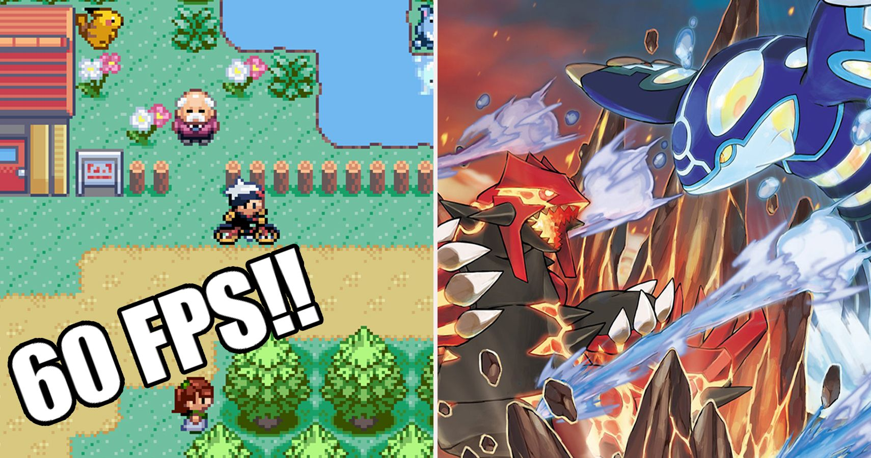 Things You Didn't Know About Pokémon Ruby And Sapphire