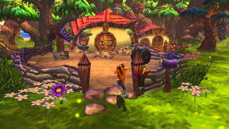 Crash Bandicoot: 4 Games That Deserve To Be REMASTERED