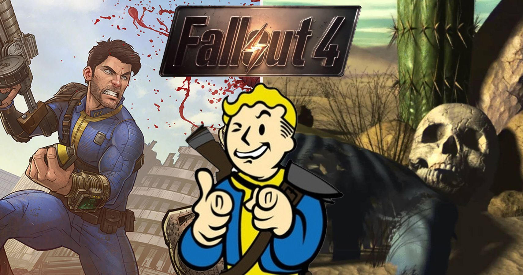 The Best And Worst Perks In Fallout 4 | TheGamer