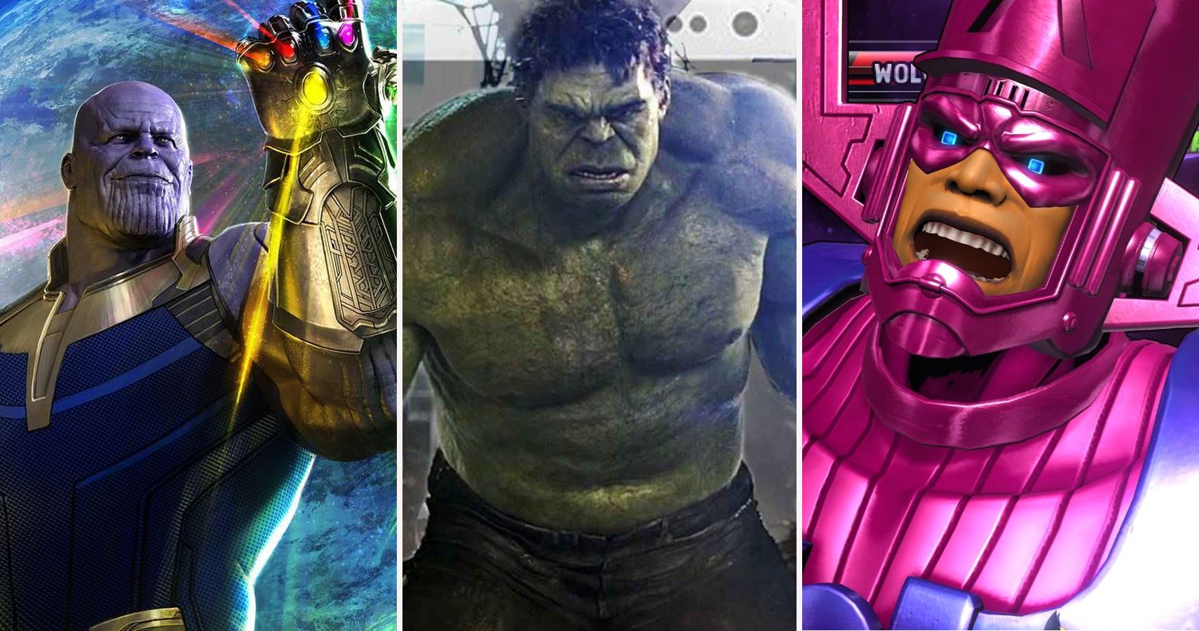The 25 Most Powerful Characters In The Marvel Universe | TheGamer
