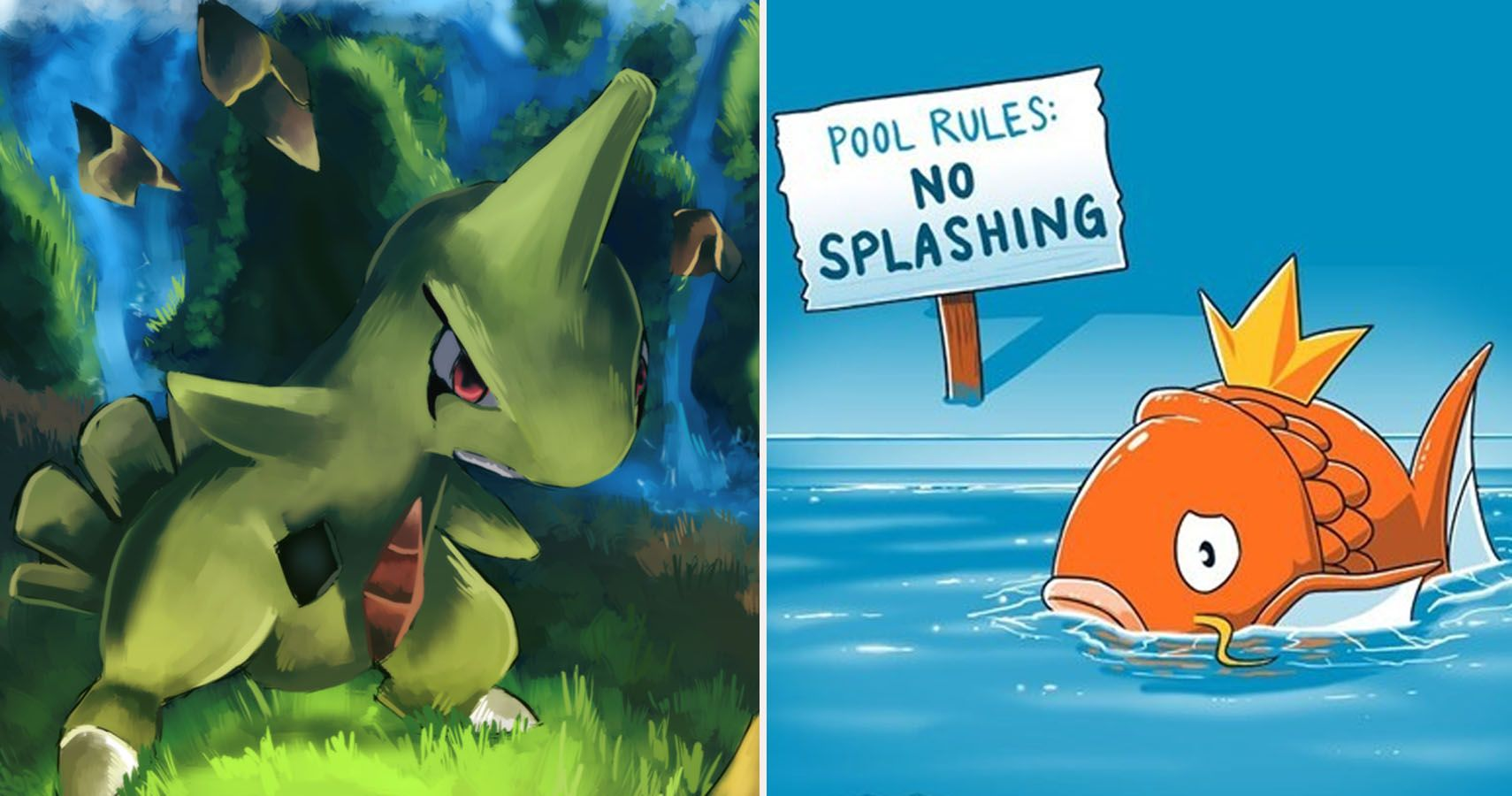 Horrible Pokémon You Can't Wait To Evolve | TheGamer