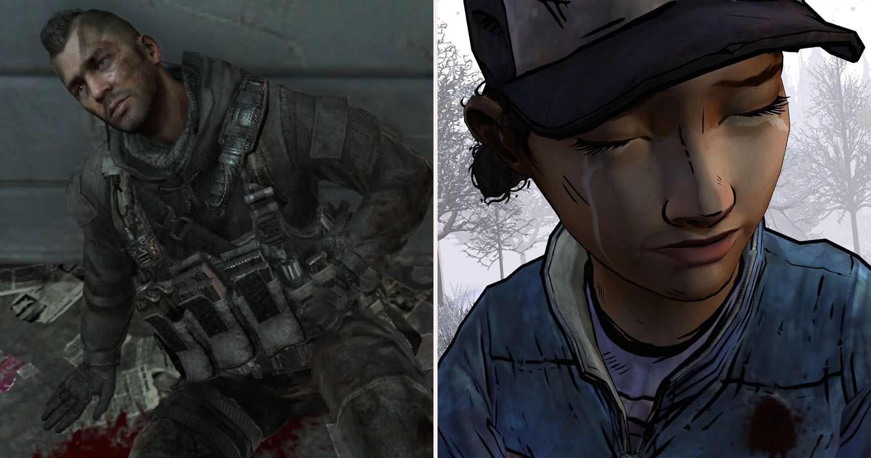 Gruesome: Violent Scenes In Games That Are Hard to Watch