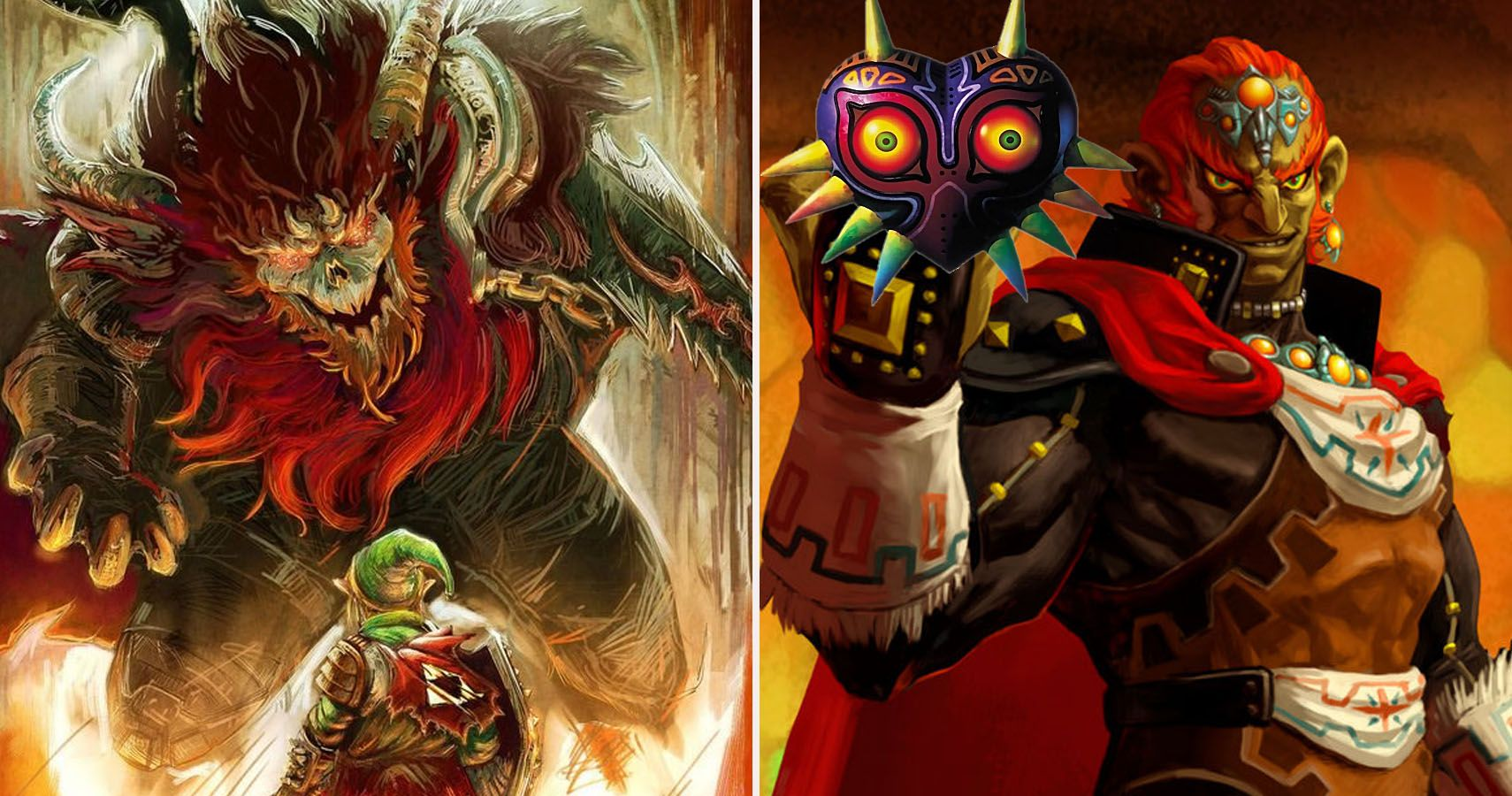 The Legend Of Zelda: Messed Up Fan Theories About Ganon
