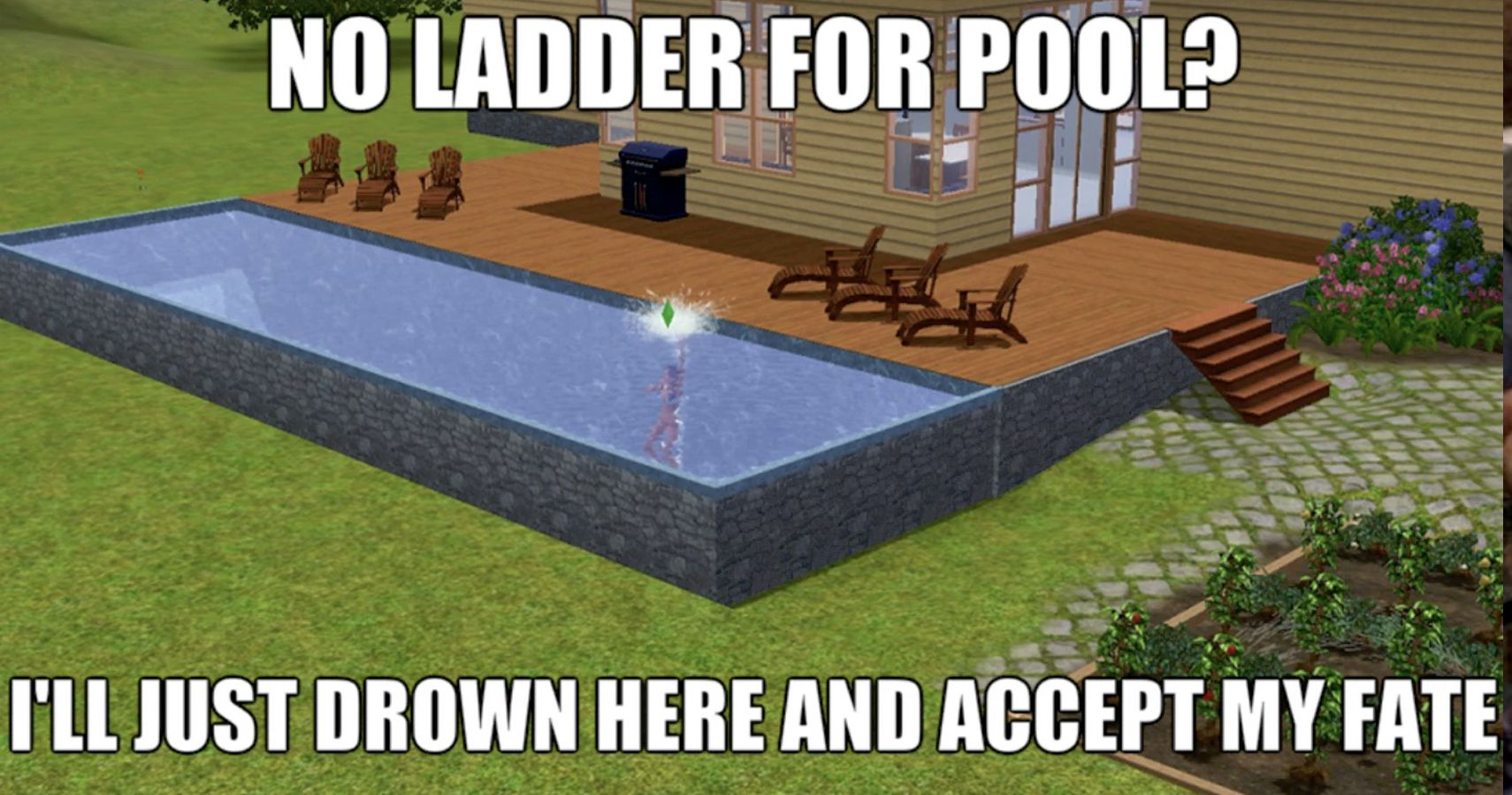 sims meme original the sims memes that are too hilarious for words thegamer