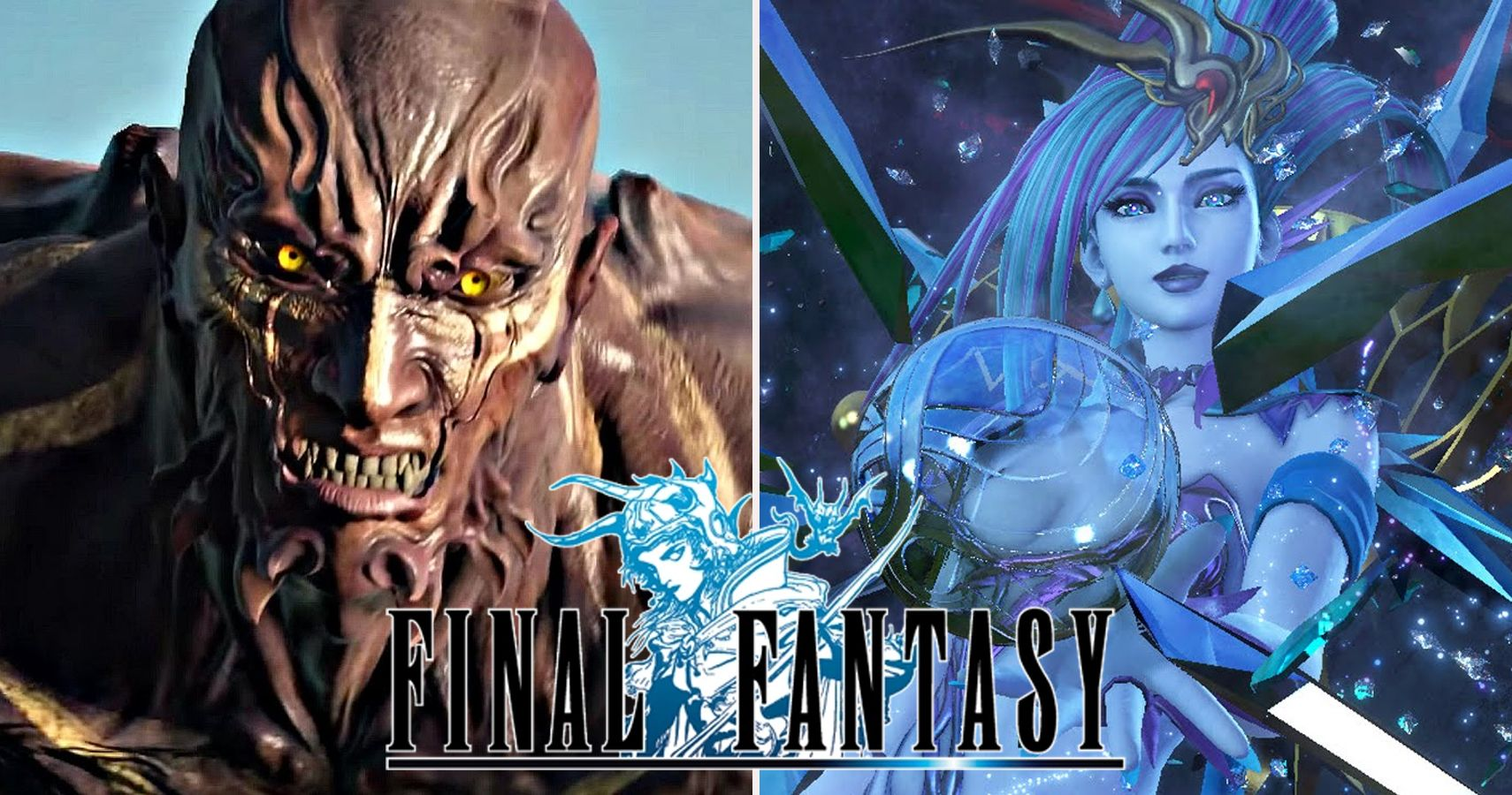 final fantasy every end boss ranked from weakest to most - HD1710×900