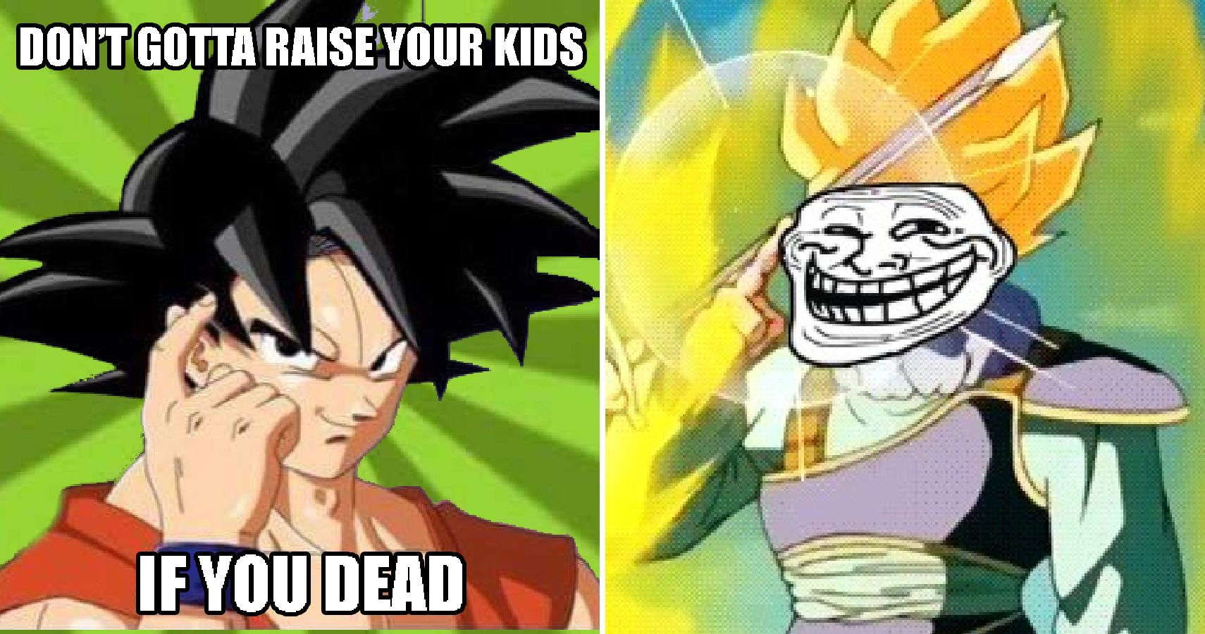 Hilarious Dragon Ball Z Meme Only True Fans Will Understand