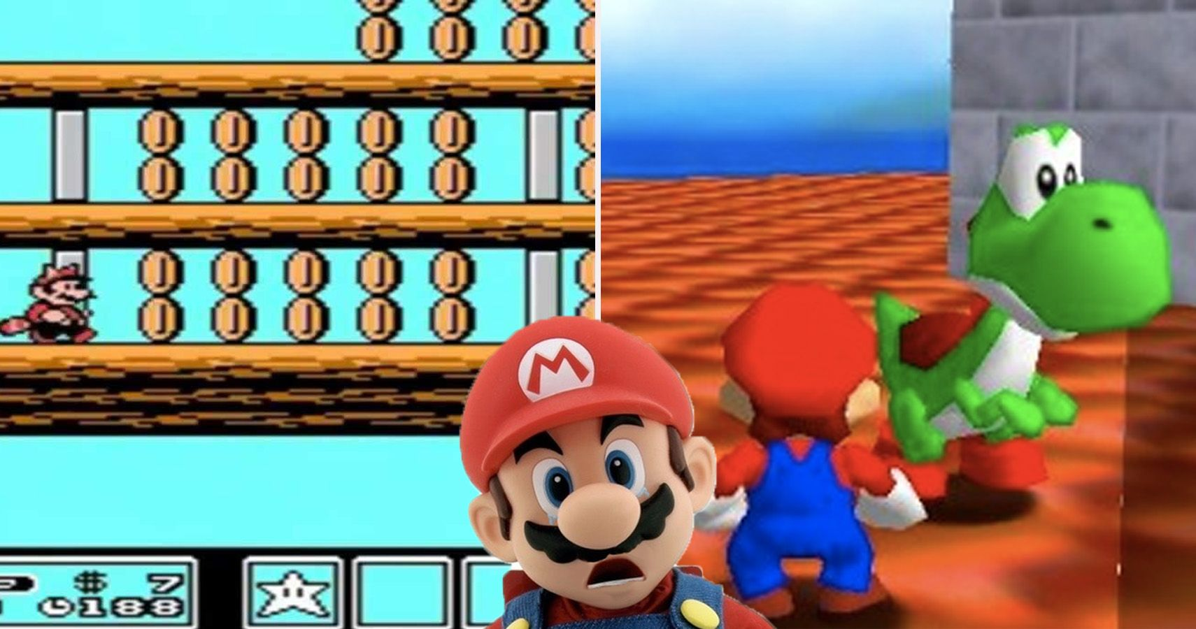 Awesome Areas In Super Mario You Had NO Idea About | TheGamer