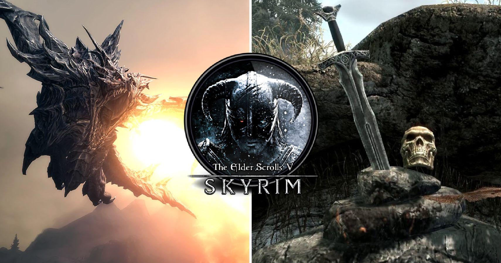 Skyrim: secrets and tricks in passing 14