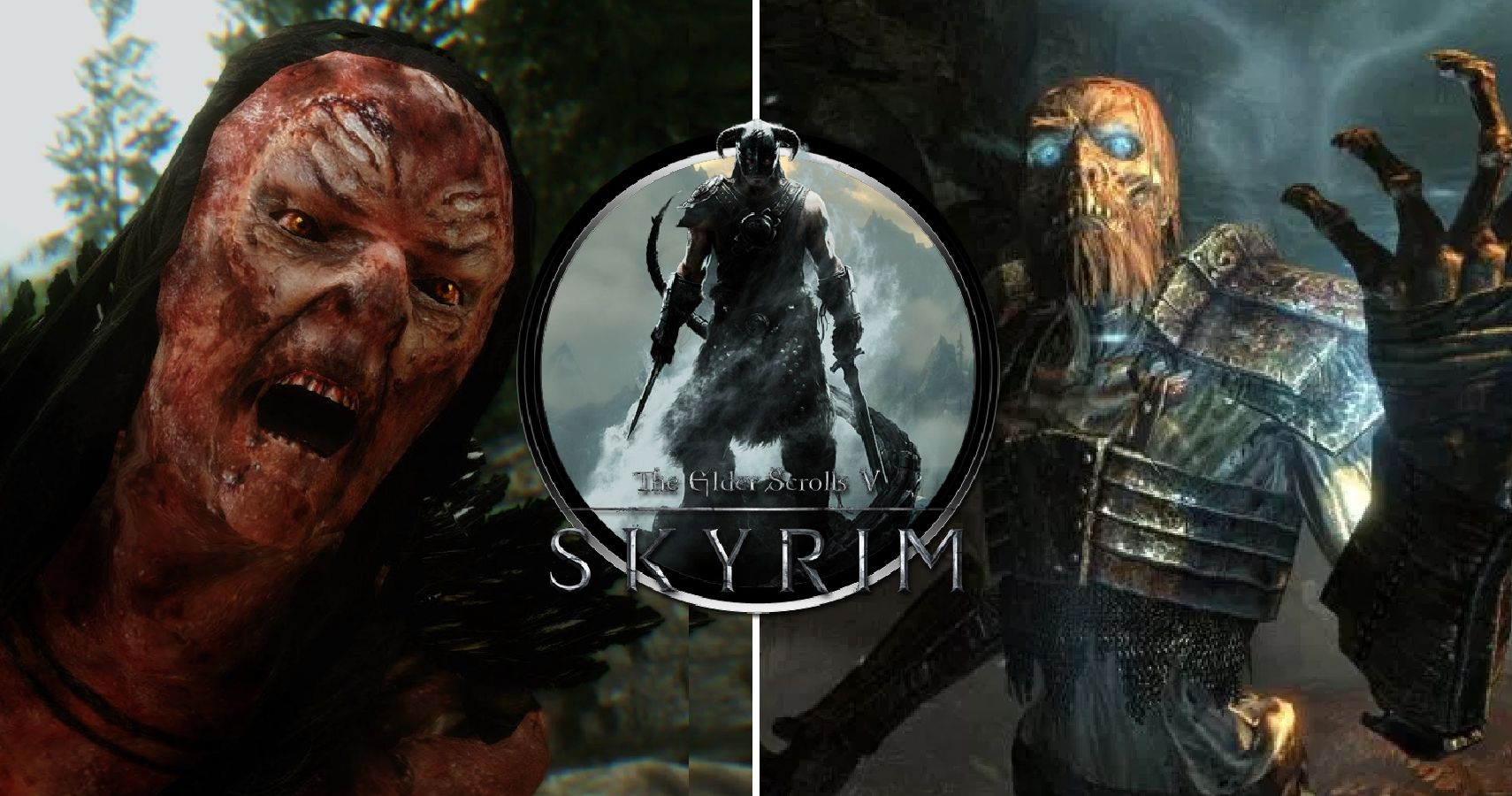 The Dead Of Winter: Facts That Make Skyrim TOO Scary | TheGamer