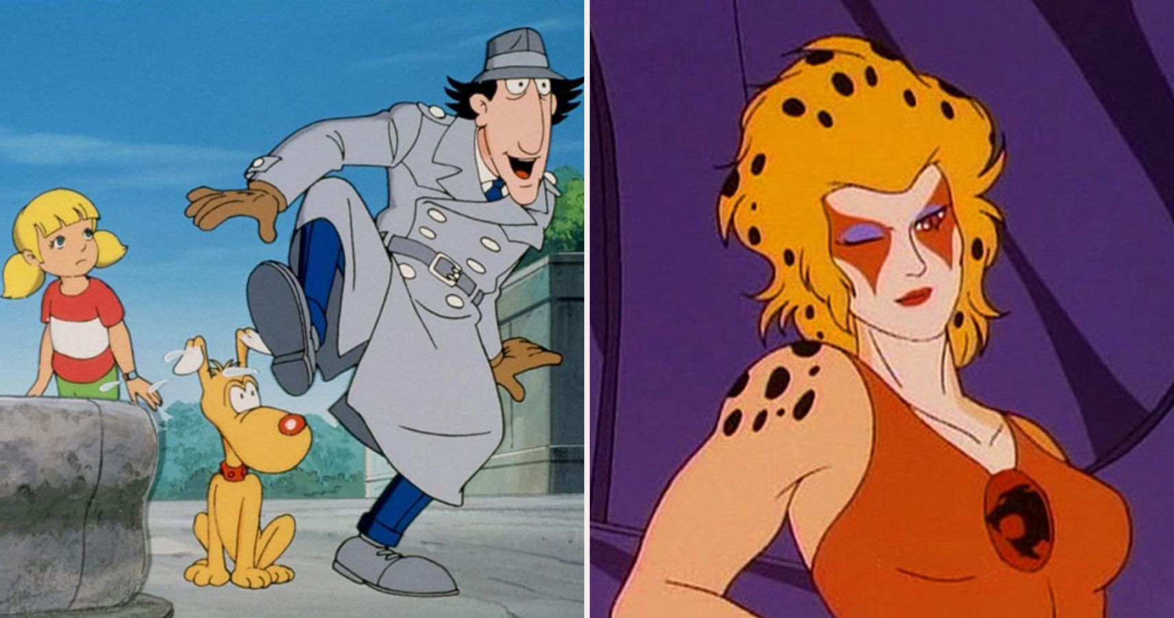 80s Cartoons You Watched But Can T Remember The Name Of