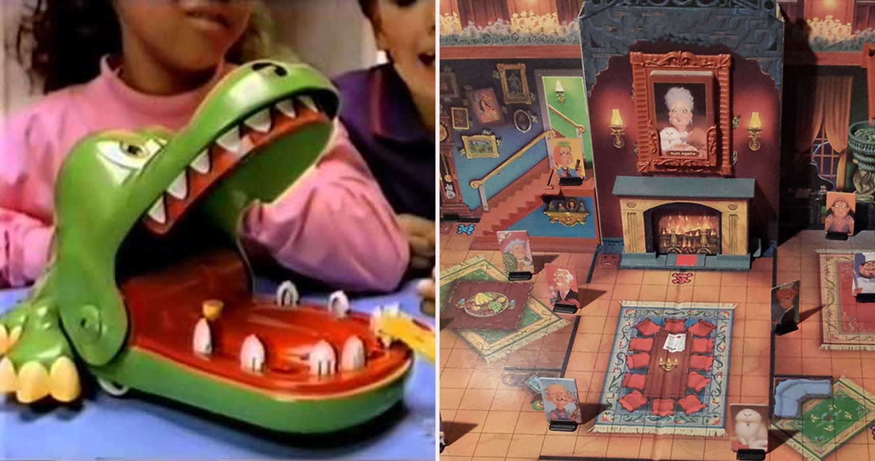 90s Board Games You Played But Can't Remember The Name Of