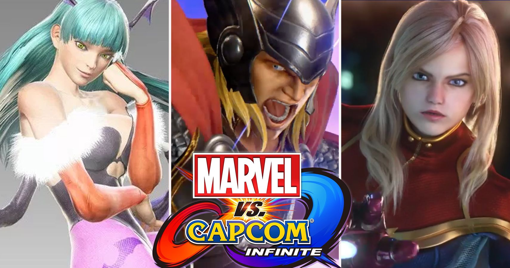 Ranking Every Character In Marvel Vs  Capcom: Infinite From Worst To
