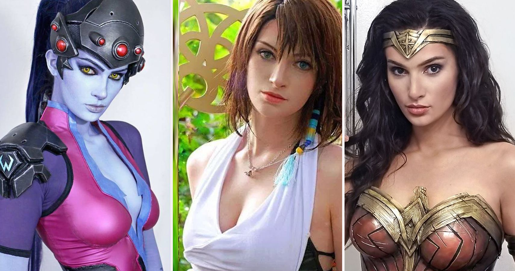 Alyson Tabbitha mind-blowing pics of alyson tabbitha doing video game cosplay