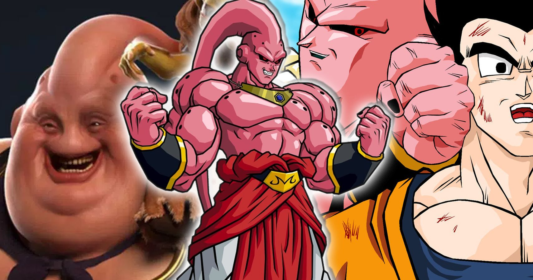 Crazy Things You Never Knew About Buu From Dragon Ball