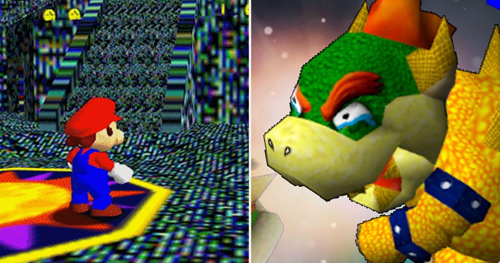 Hidden Secrets You Still Haven't Found In Super Mario 64