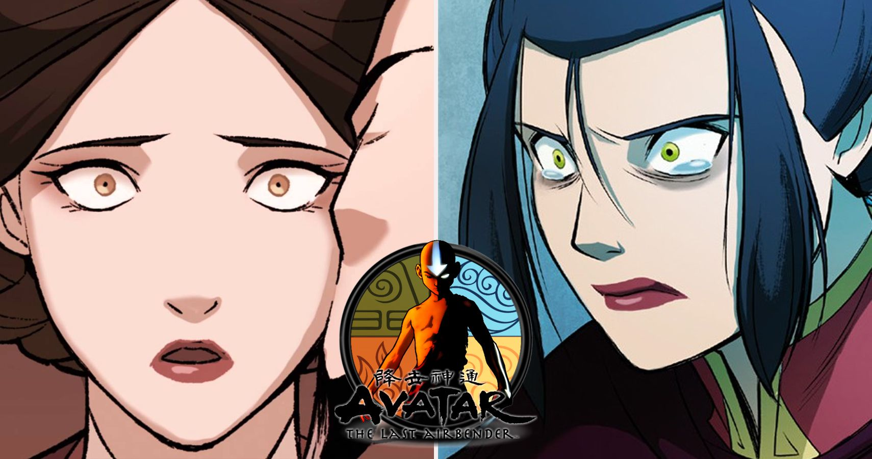 Avatar Azula Mai Ty Lee 26 things everyone gets wrong about avatar: the last airbender