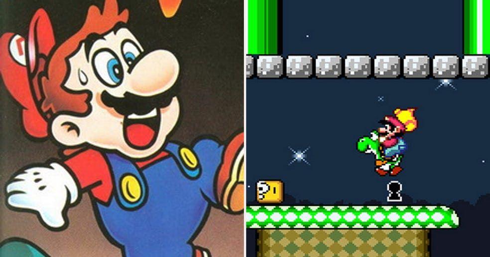 Hidden Secrets You Still Havent Found In Super Mario World