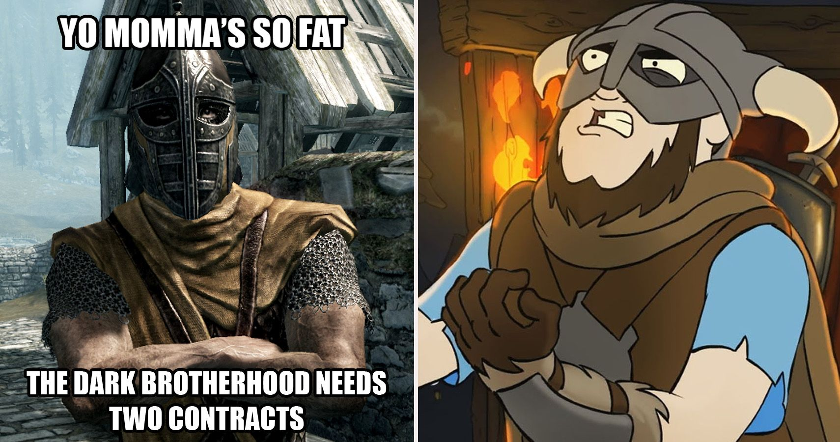 Hilarious Skyrim Memes That Will Leave You Laughing