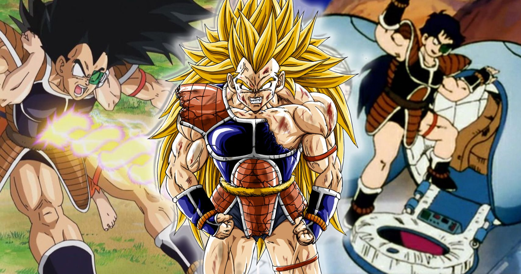 Crazy Things You Never Knew About Raditz From Dragon Ball