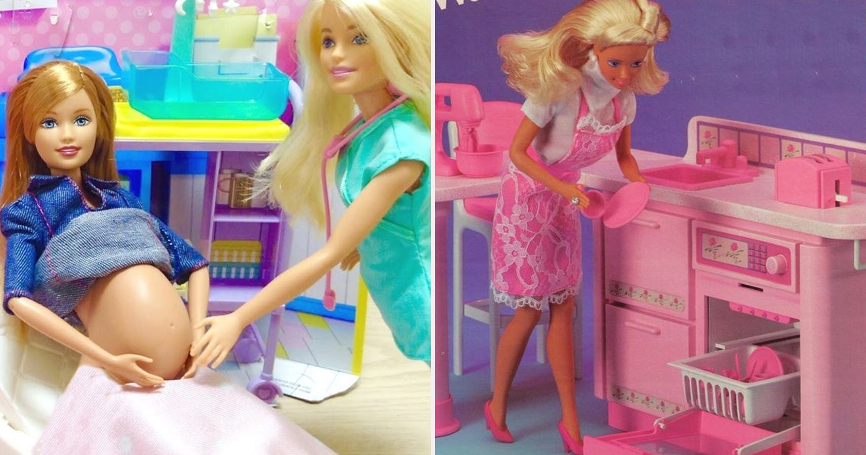 Dating sim girl maker over in barbie