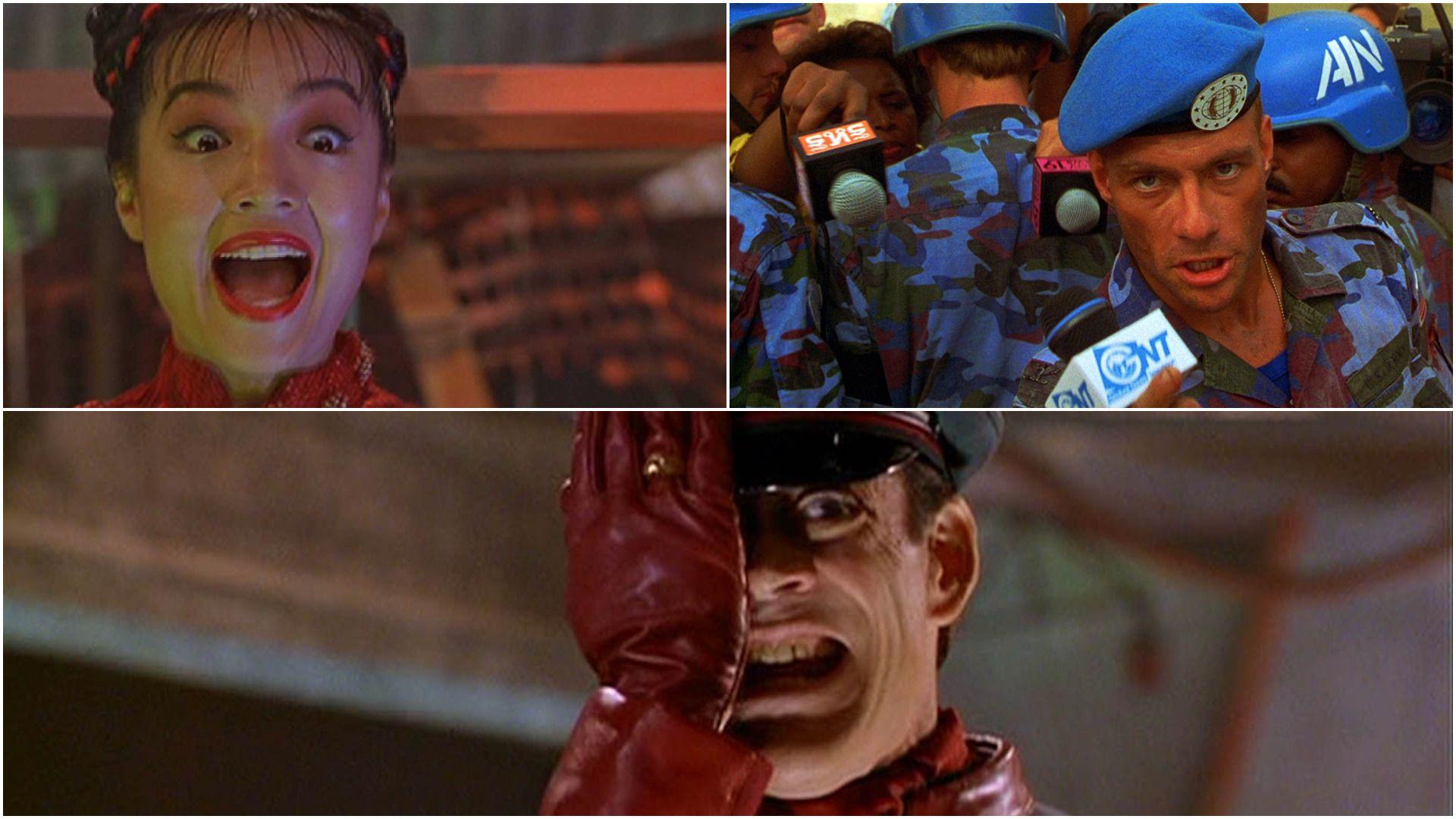 street fighter 1994 cast