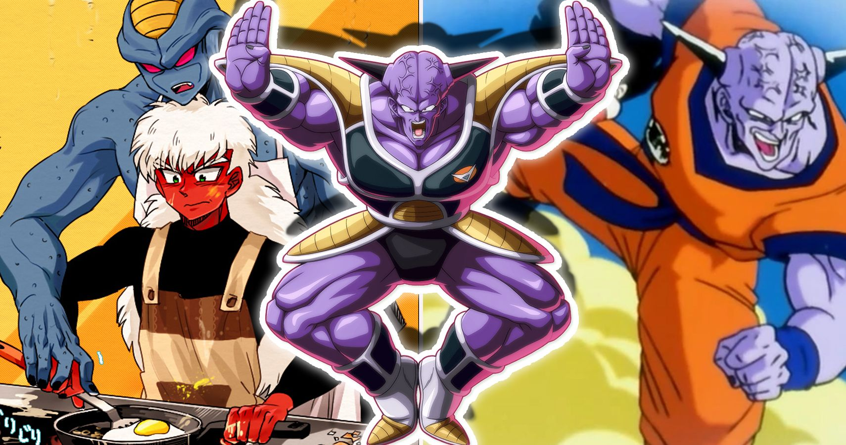 25 Crazy Things You Didnt Know About The Ginyu Force From Dragon Ball Z