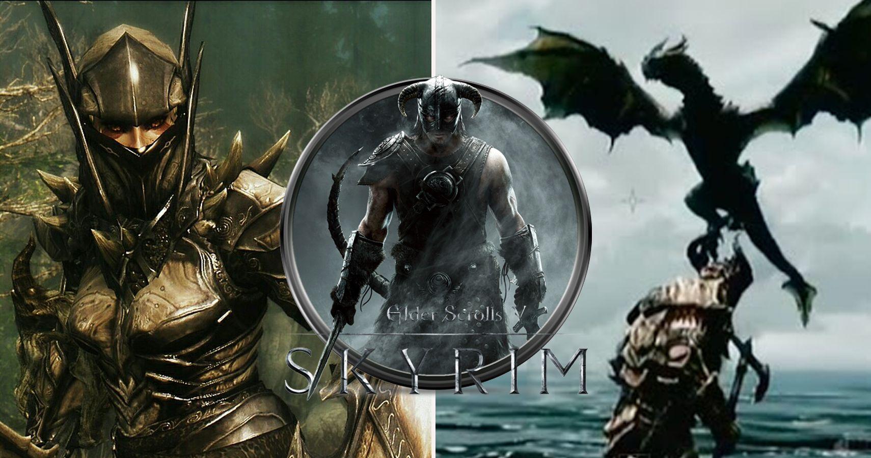 Hidden Secrets You Had No Idea About In Skyrim | TheGamer