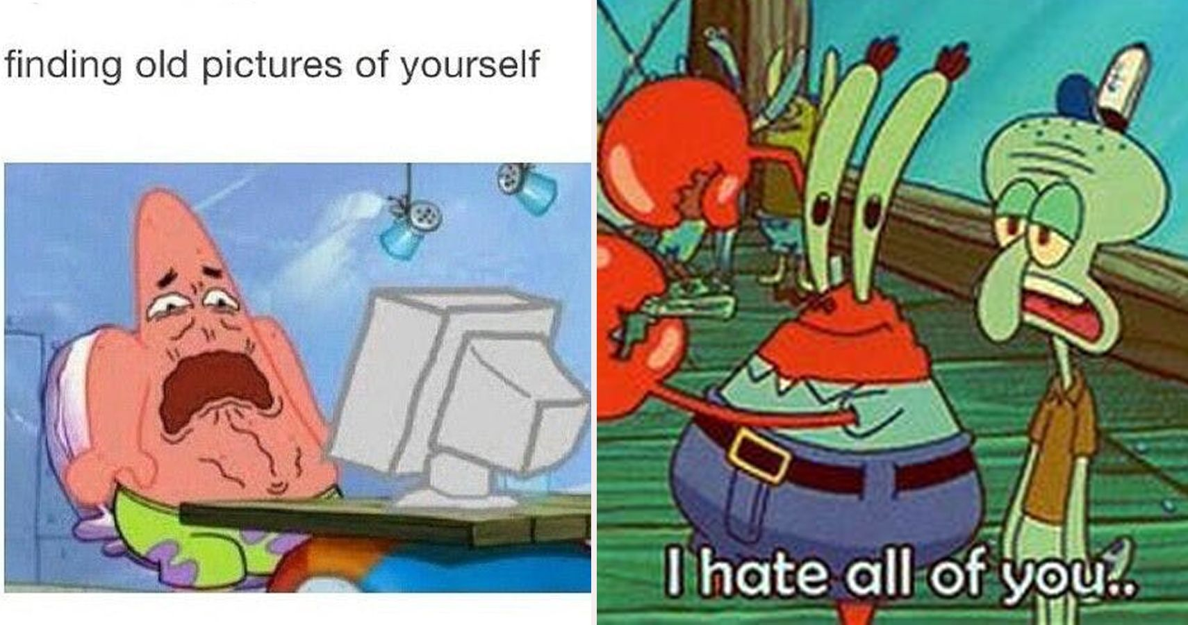 Hilariously relatable spongebob squarepants memes thegamer