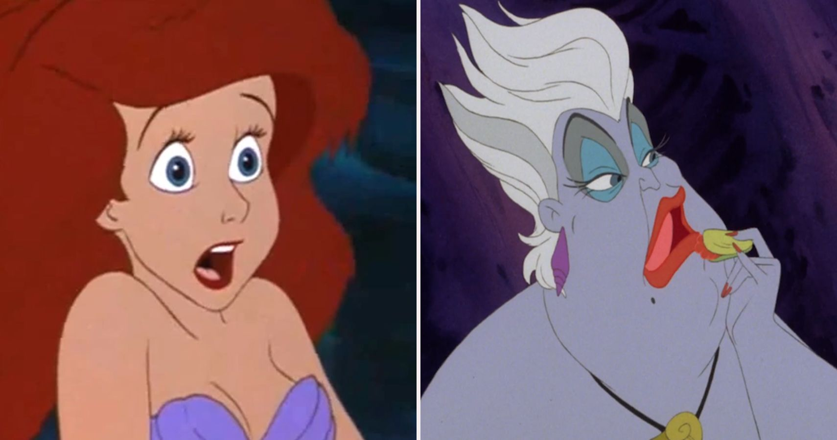 Inappropriate Things You Never Noticed In Disneys The Little Mermaid