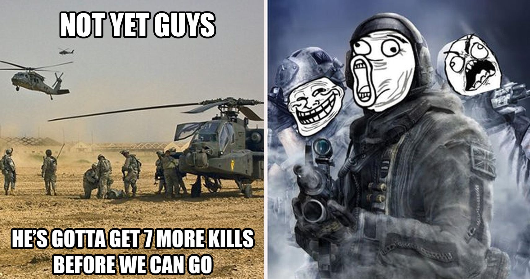 More Hilarious Call Of Duty Memes That Will Make Any Player Say Same