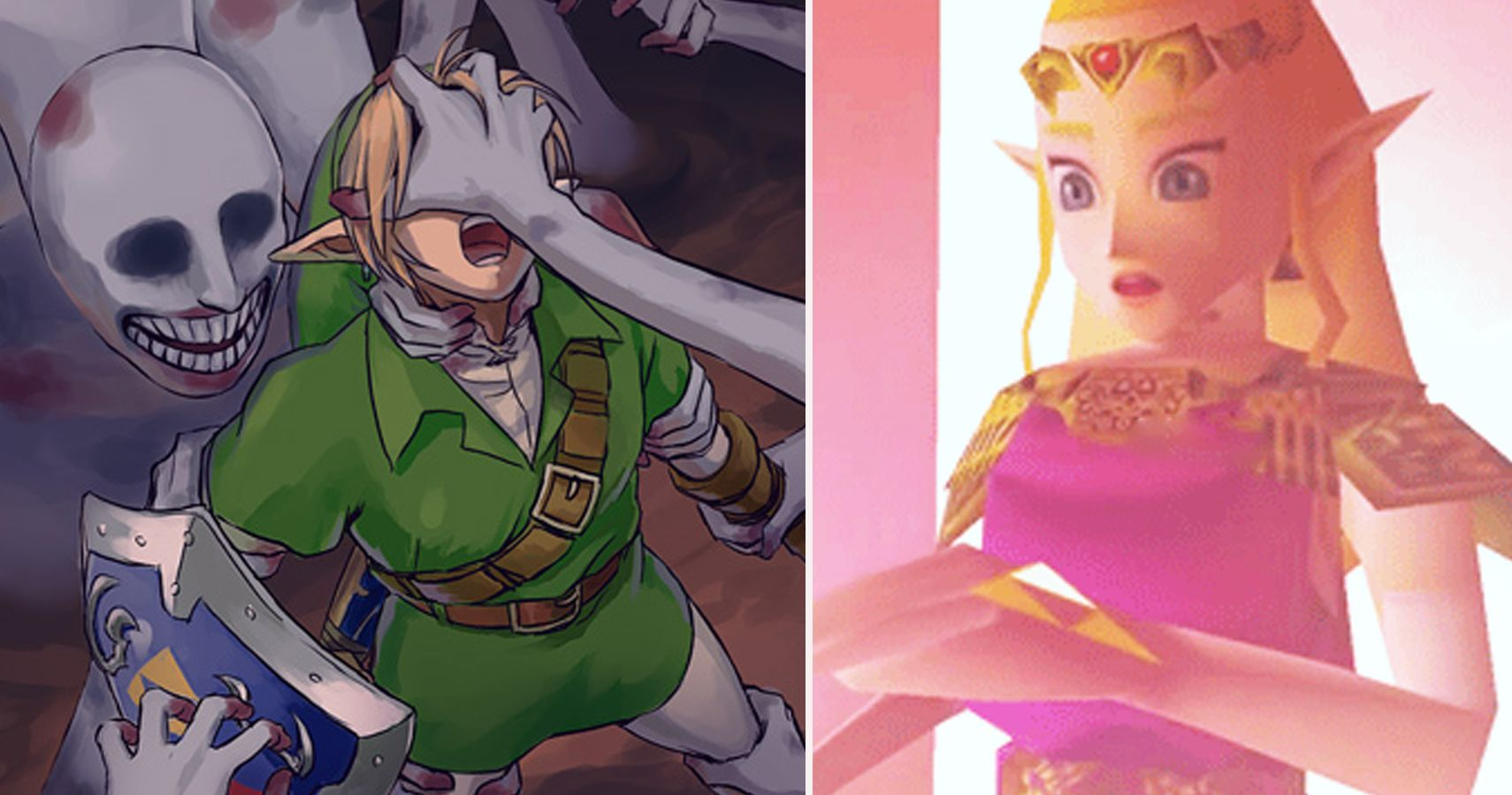 Dark Truths About The Legend Of Zelda Ocarina Of Time You Really