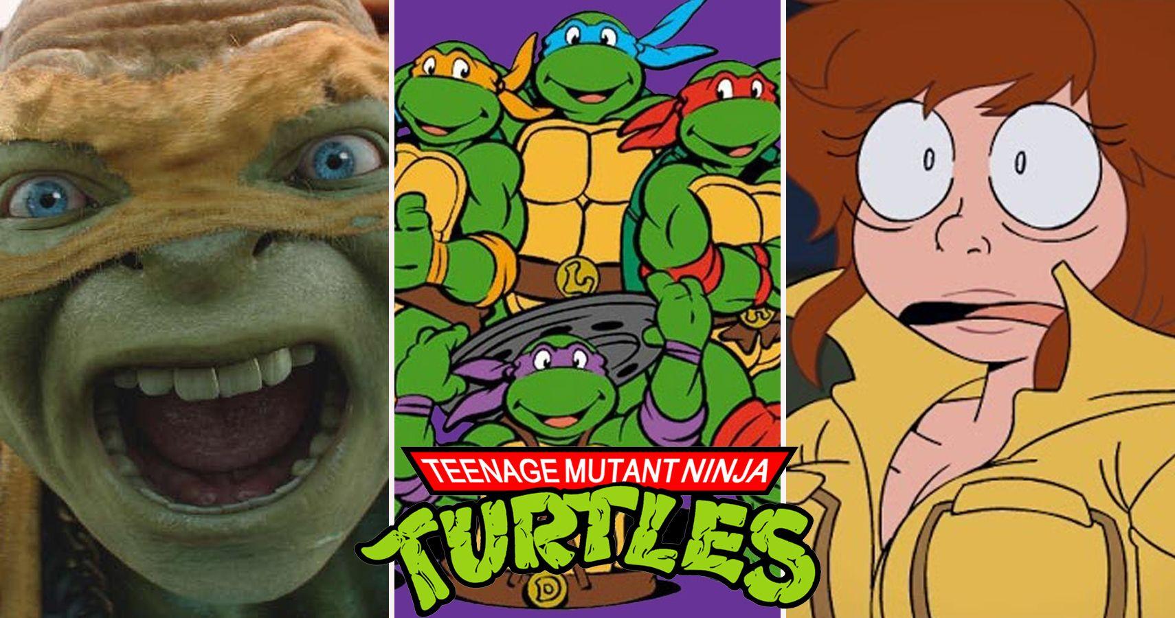 Tmnt 25 Times The Teenage Mutant Ninja Turtles Slipped Past The Censors