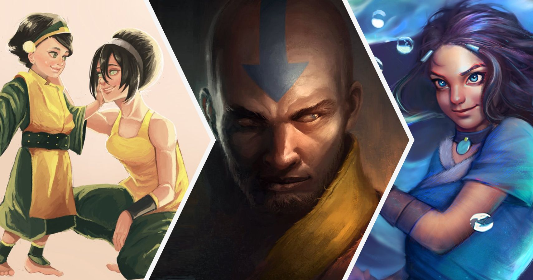 Avatar The 15 Most Powerful Characters And The 15 Weakest