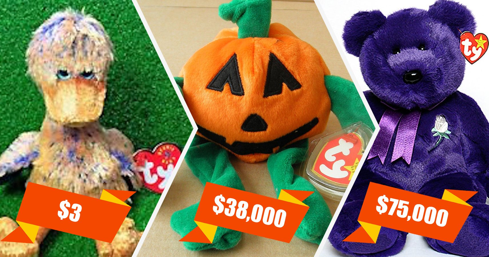 The 20 Worst Beanie Babies Of All Time (And 10 That Are Worth A Fortune  Today) 8a9379168a69