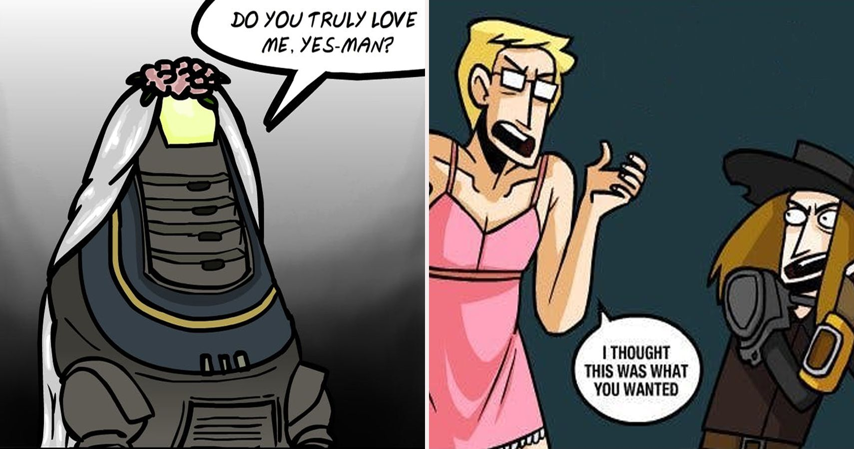 20 Hilarious Fallout Comics That Are Extra Sweet Thegamer