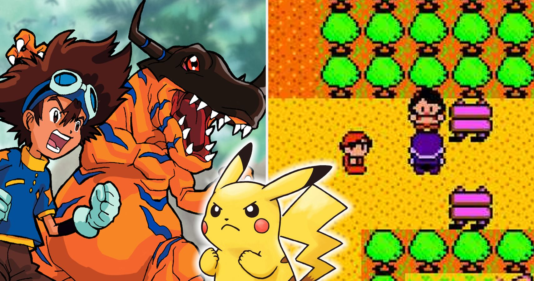 10 Blatant Pokemon Rip Offs And 10 Who Do It Way Better