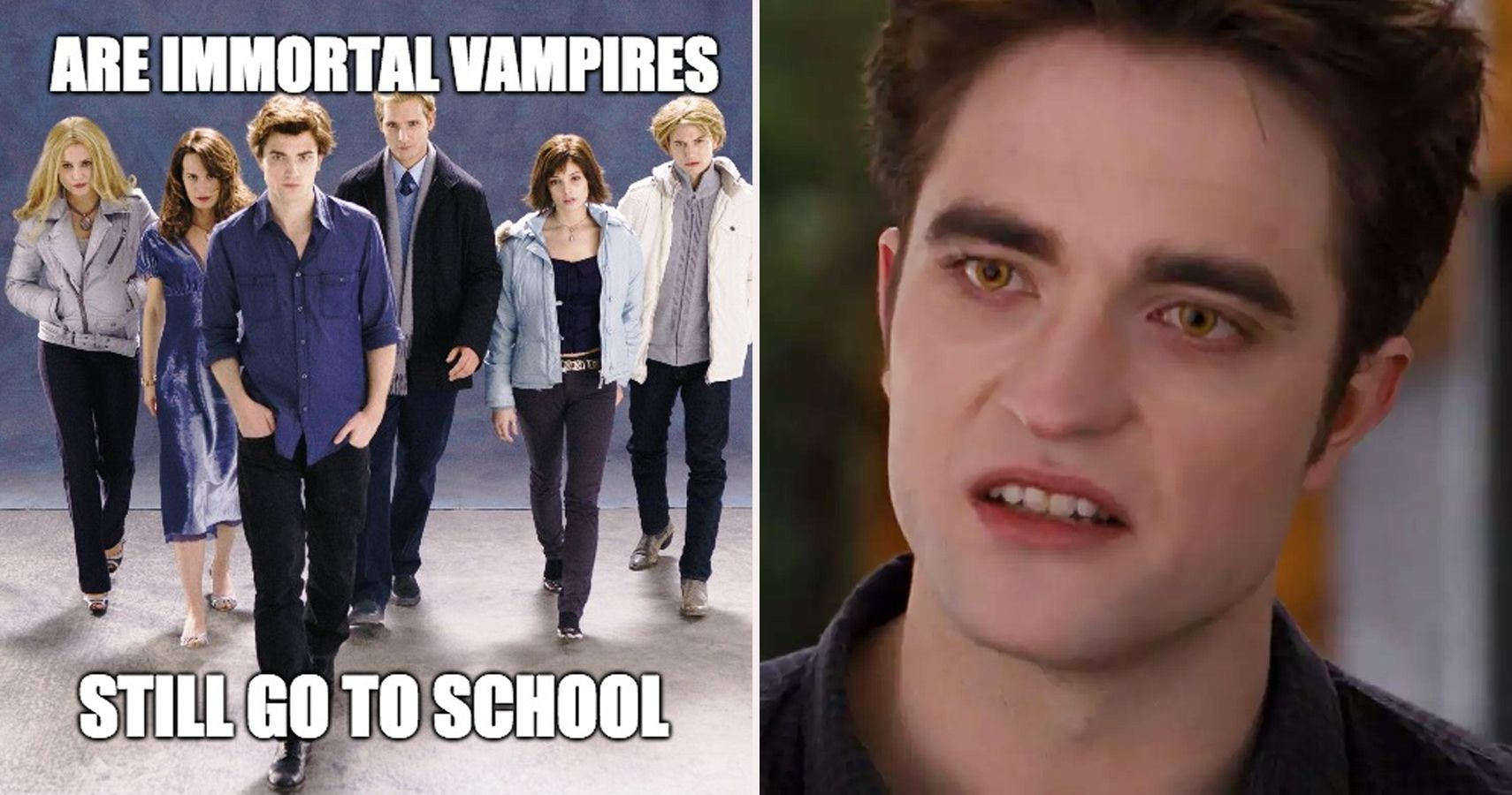 Sparkling Vampires: 25 Things About Twilight That Make No Sense
