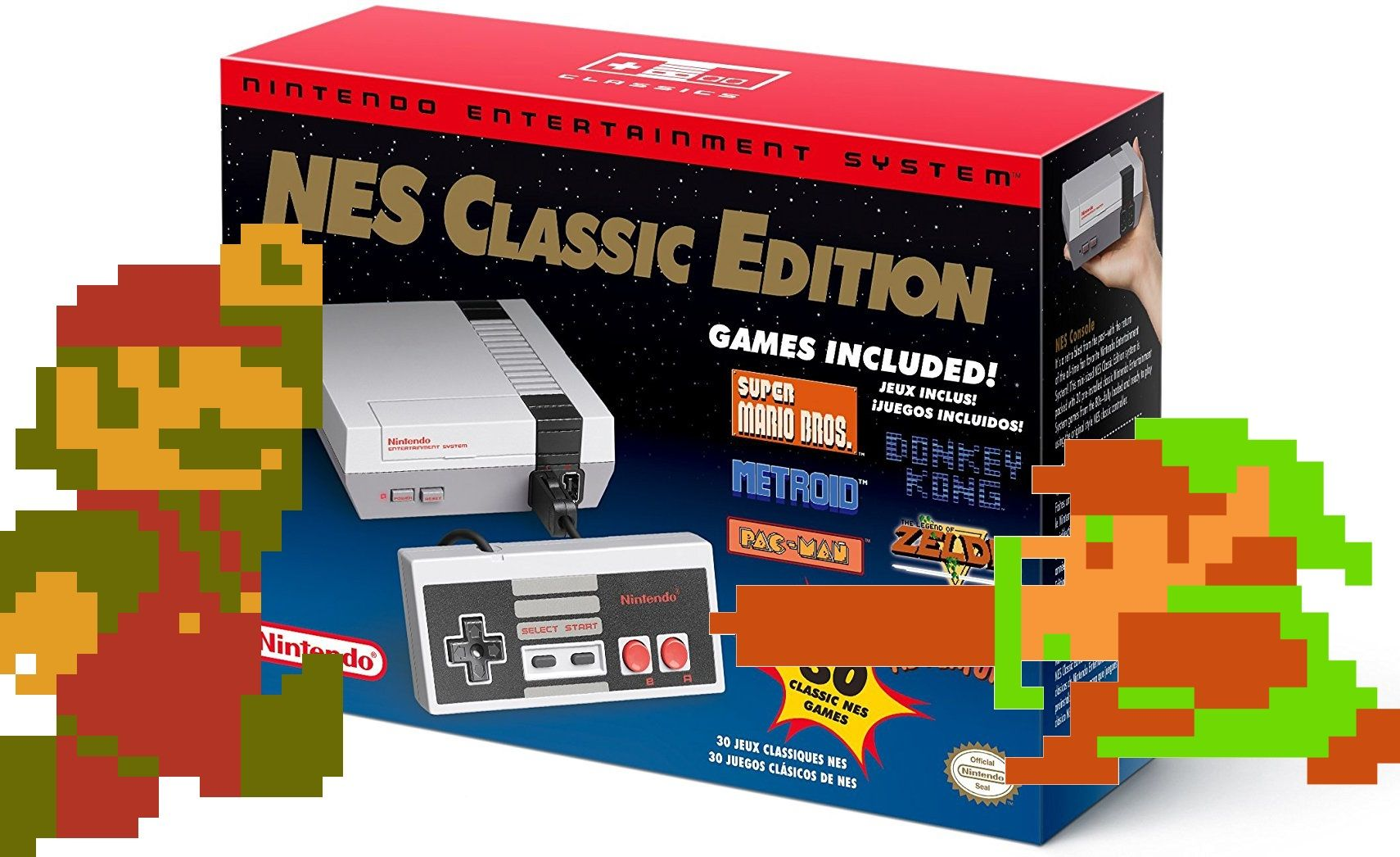 Nes Classic Edition Is Finally Coming Back To Stores Thegamer