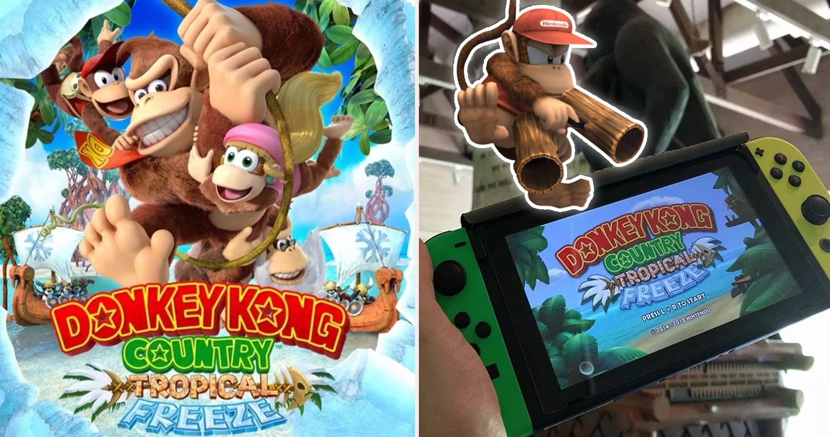 The 25 Worst Things About Donkey Kong: Tropical Freeze For Nintendo