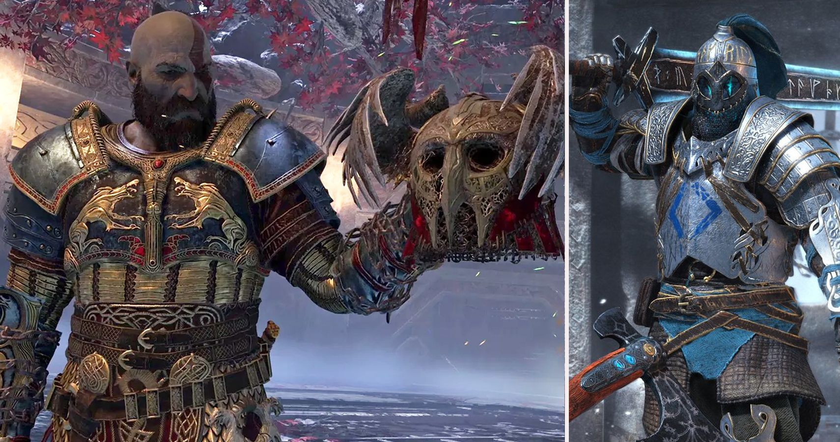 God Of War: 20 Impossible Items To Find In The Game (And