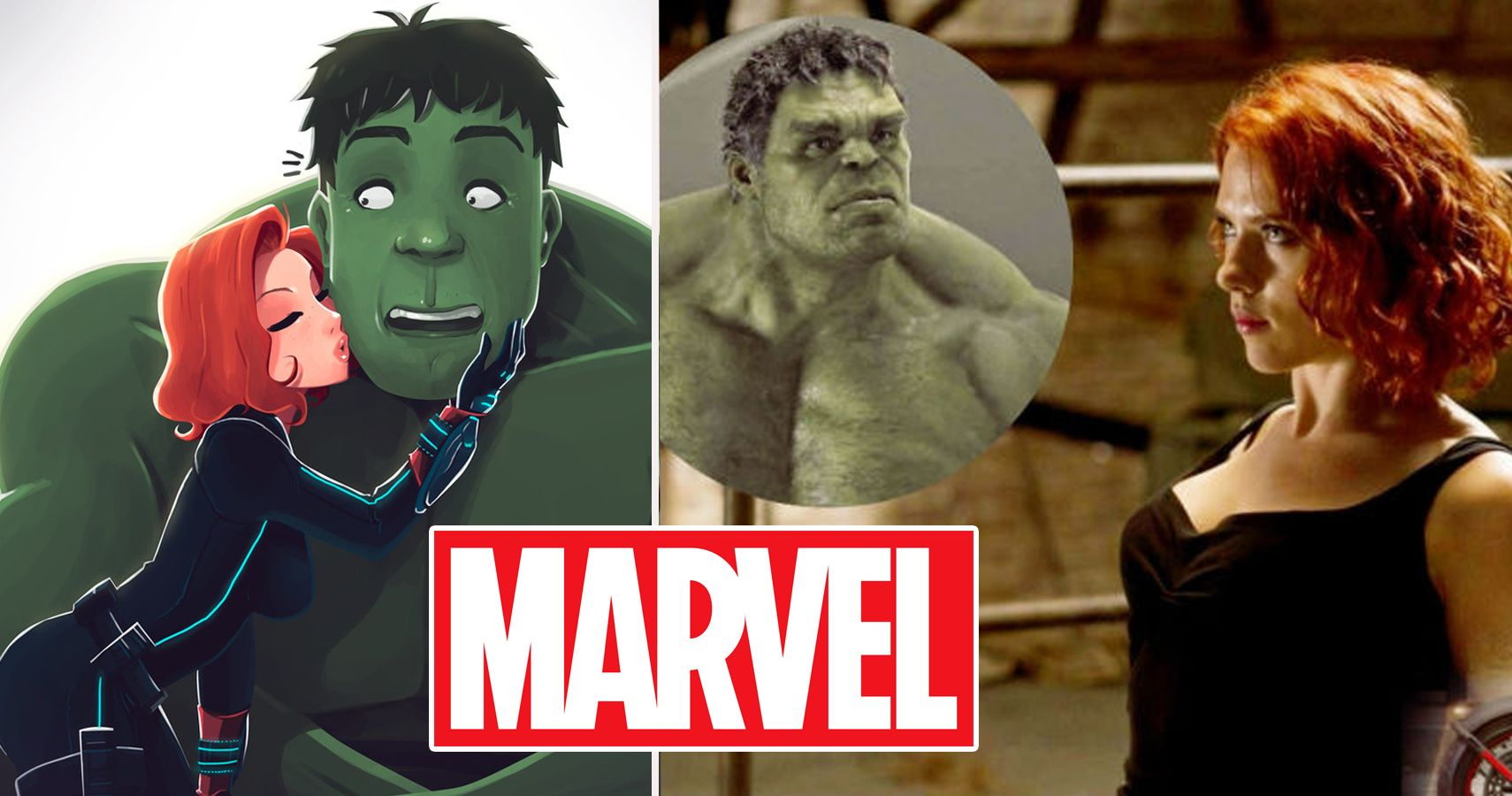 Marvel: 20 Weird Facts About Black Widow And The Hulk's Relationship