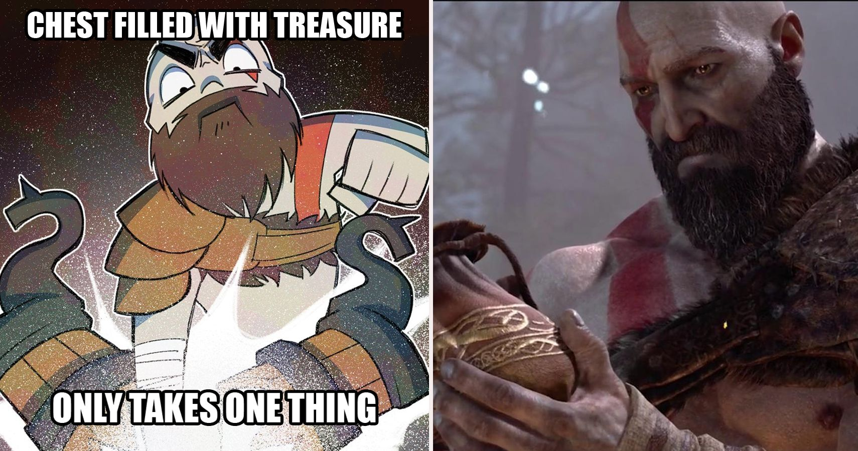 24 Hilarious God Of War Memes Only PlayStation Fans Will
