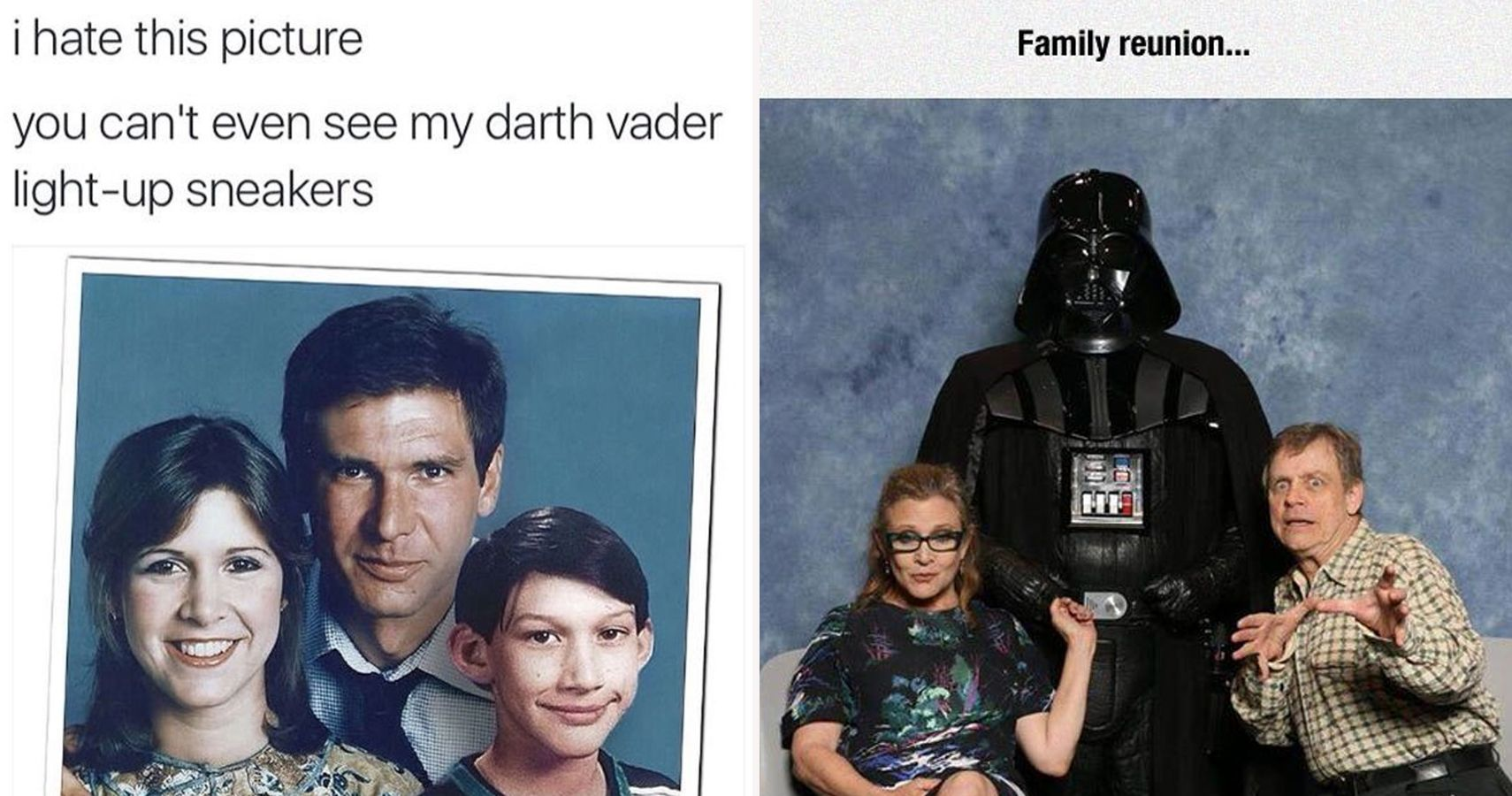 Star Wars: 25 Skywalker Family Memes That Will Make True Fans Laugh