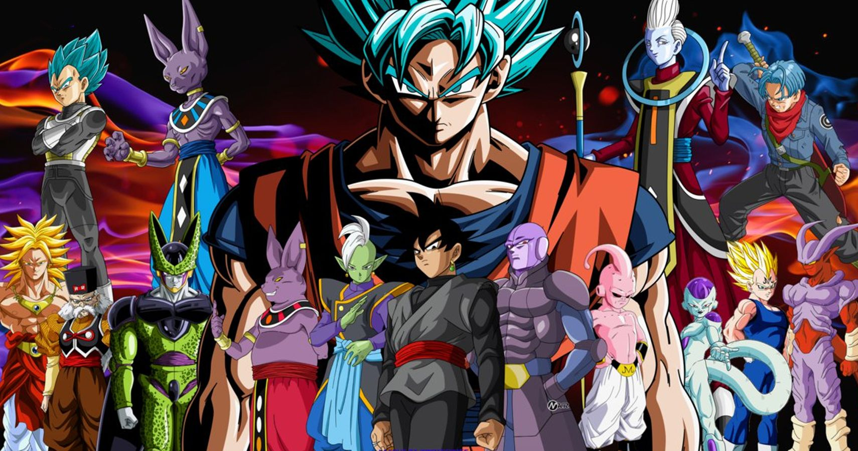 Dragon Villains: Dragon Ball: The 30 Most Powerful Villains, Officially Ranked